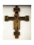 Crucifix, 1236-1249 Giclee Print by Giunta Pisano