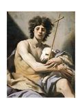 St John Baptist Giclee Print by Luca Ferrari