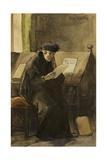 Erasmus Giclee Print by Willem II Steelink