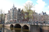 Amsterdam, the Netherlands Photographic Print