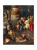 Temptation of Saint Anthony Giclee Print by Hieronymus Bosch