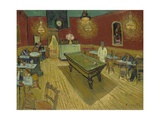 The Night Cafe, 1888 Giclee Print by Vincent van Gogh