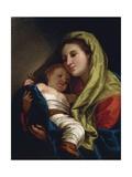 Madonna and Child Giclee Print by Lattanzio Querena