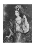 Barbara, Duchess of Cleveland Giclee Print by Sir Peter Lely