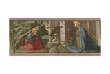 The Nativity, C.1445 Giclee Print by Fra Filippo Lippi