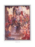 Vanity Fair Giclee Print by John Byam Liston Shaw