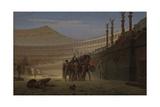 Ave Caesar! Morituri Te Salutant Giclee Print by Jean Leon Gerome