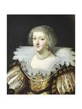 Portrait of Anne of Austria Giclee Print
