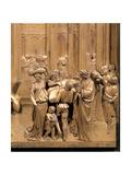 By Ghiberti Lorenzo, 1425 - 1452 Giclee Print by Lorenzo Ghiberti