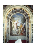 Three Marys at Tomb, 1880 Giclee Print by Alessandro Franchi