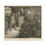 Rescue of Sevier Giclee Print by Howard Pyle