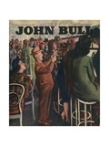 Front Cover of 'John Bull', May 1946 Giclee Print