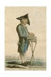 Domenico Bertolini Giclee Print by Carlo Lasinio