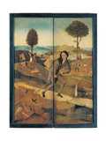The Hay Wagon Giclee Print by Hieronymus Bosch