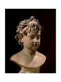Head of Child Giclee Print by Antonio Canova