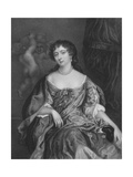 Elizabeth, Countess of Chesterfield Giclee Print by Sir Peter Lely