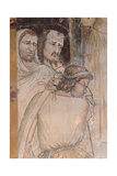 The Martyrdom of the Franciscans, 1320 Giclee Print by Ambrogio Lorenzetti