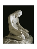 The Penitent Magdalene Giclee Print by Antonio Canova
