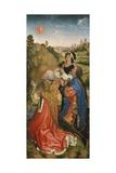 Bladelin Altarpiece Giclee Print by Rogier van der Weyden