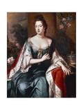Queen Mary Ii, C.1692-94 Giclee Print by Jan van der Vaardt