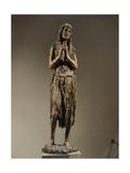 Penitent Magdalene, 1453-1455 Giclée-tryk af Donatello