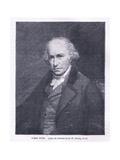 James Watt Giclee Print by Sir William Beechey