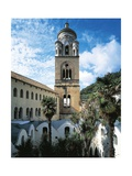 Bell Tower of Amalfi Cathedral Giclee Print