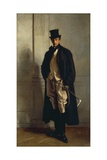 Lord Ribblesdale, 1902 Giclee Print by John Singer Sargent
