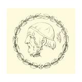 Homer Giclee Print by John Flaxman