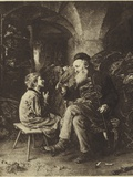 The Wisdom of Solomon Photographic Print by Ludwig Knaus