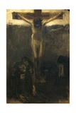Crucifixion, 1890-1900 Giclee Print by Gaetano Previati