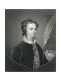 Mary Queen of Scots, 19th Century Giclee Print by Sir John Watson Gordon