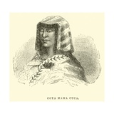 Coya Mama Cuca Giclee Print by Édouard Riou