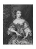 Elizabeth, Lady Denham Giclee Print by Sir Peter Lely