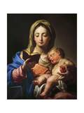 Madonna with Child Giclee Print by Francesco Trevisani