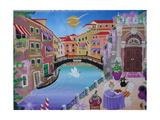 Venice, Italy, 2010-12 Giclee Print by Herbert Hofer