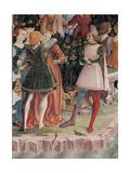 Allegory of April: Triumph of Venus, 1469 - 1470 Giclee Print by Francesco del Cossa