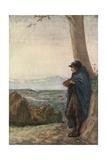 Lycidas Giclee Print by Robert Anning Bell