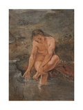 The Enchantments of Medea Giclee Print by Lodovico Carracci