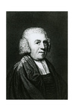 Rev. John Henry Newton Giclee Print