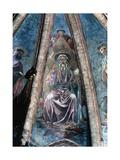 God Father, 1442 Giclée-tryk af Andrea Del Castagno