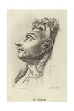 Saint John Giclee Print by Henry Fuseli