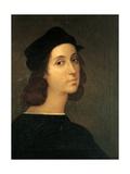 Self-Portrait, 1506 Reproduction procédé giclée par  Raphael