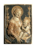 Madonna and Child Giclee Print by Antonio Rossellino