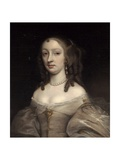 Mary Bagot, Countess of Dorset, C.1670 Giclee Print by John Michael Wright
