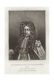 Laurence Earl of Rochester Giclee Print by Willem Wissing
