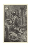 Call to Arms - Paul Revere's Ride, 1775 Giclee Print