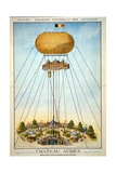 Aerial Chateau, Exposition Universelle, 1894 Giclee Print
