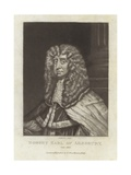 Robert Earl of Ailsbury Giclee Print by Sir Peter Lely