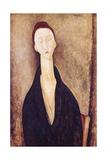 Hanka Zborowska Giclee Print by Amedeo Modigliani